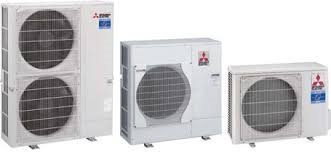Mitsubishi Electric PUHZ-ZRP Deluxe Power Inverter